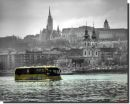 River ride bus - floating on the Danube gallery