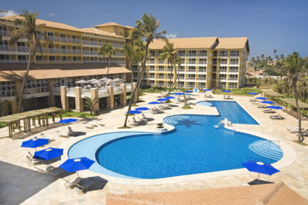 Rede Sol Express : Gran Hotel Stella Mares - View from the pool   gallery