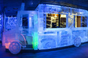 Icebar London magazine feature