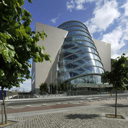 The Convention Centre Dublin